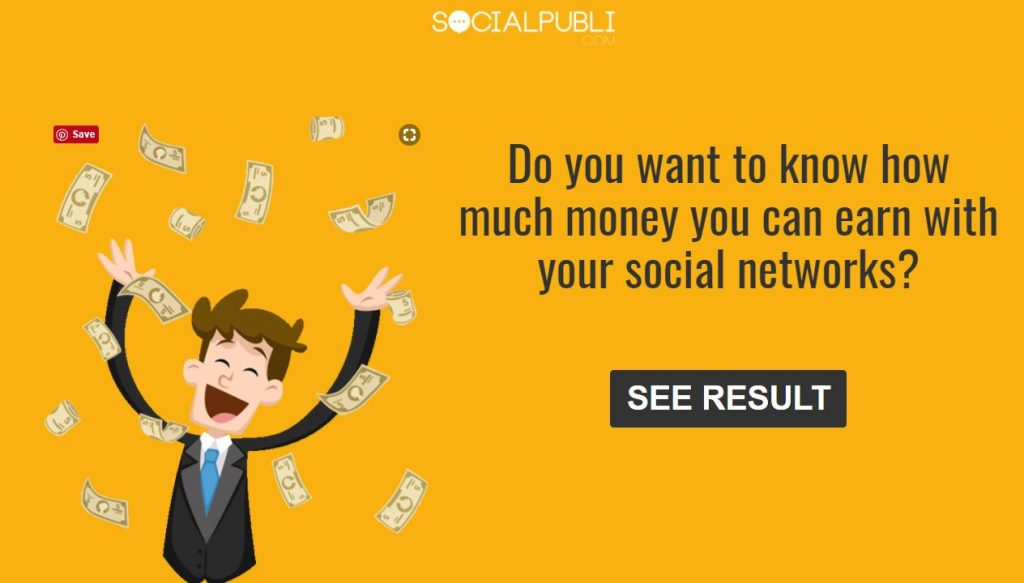 click here to find out how much your social media followings are worth