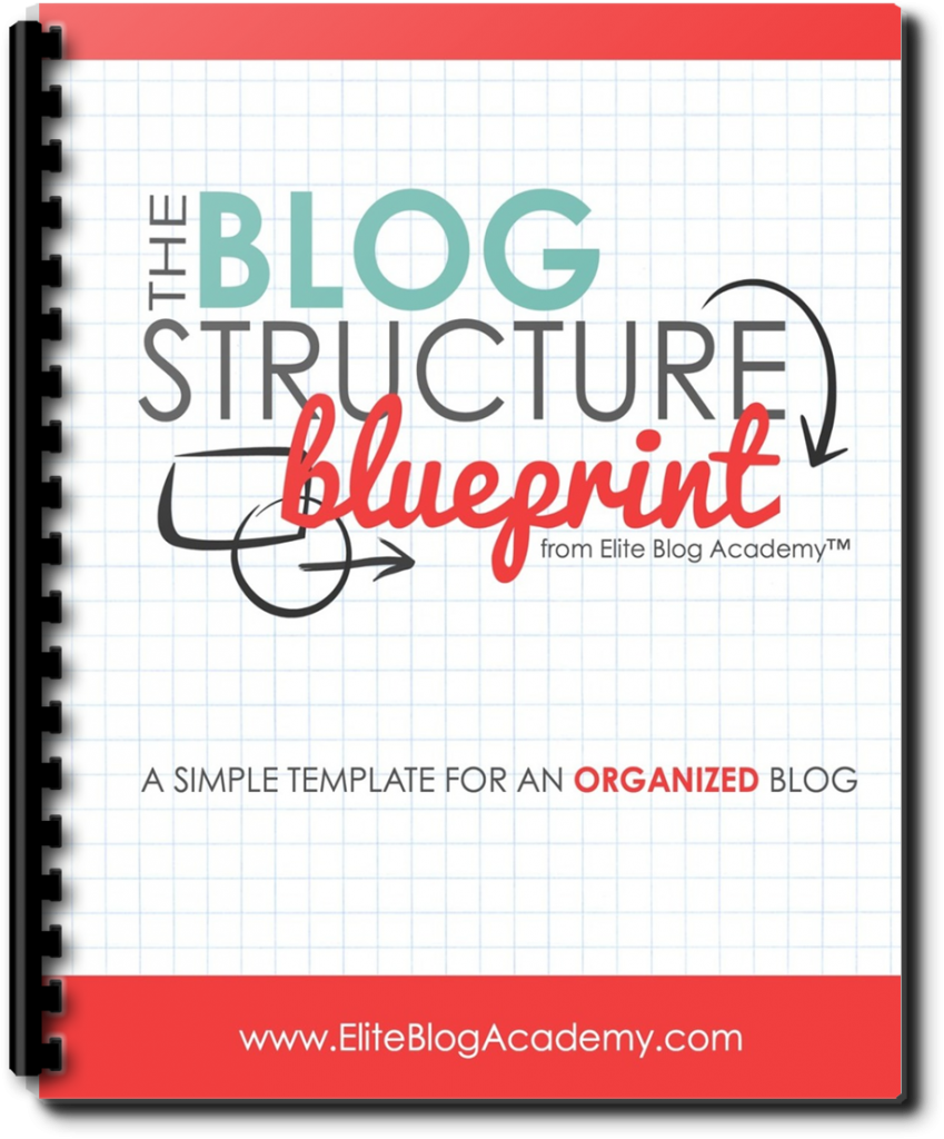 blog structure blueprint