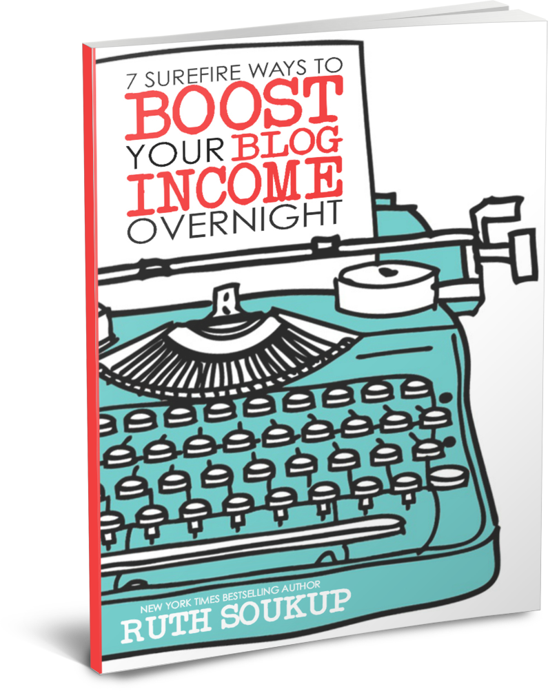 boost your blog income guide