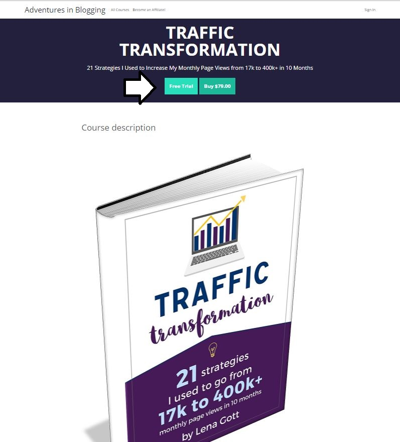 how to get more blog traffic - free guide