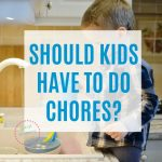 should kids have to do chores square