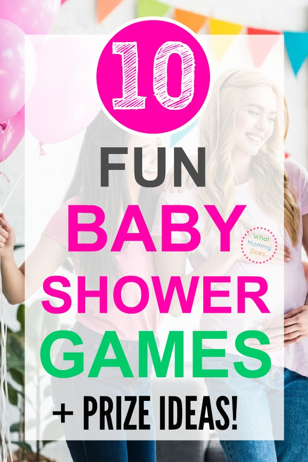 c9d86bef6 10 Incredibly Fun Baby Shower Games + Prize Ideas - What Mommy Does
