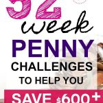 want to travel a lot this year so I thought it would be neat to do a daily 52-week penny saving challenge! I like saving money when it's for a goal like vacation or fun day trips with the kids. Here are a few fun 365 day penny challenge charts you can print out for your fridge or for the actual jar you'll put the money in!
