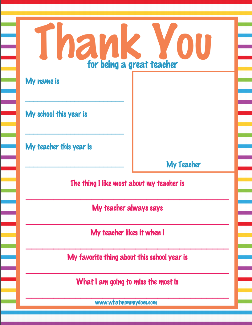 Screen-Shot-2019-01-19-at-11.25.35-AM Teacher Appreciation Letter Template Blank on 2nd grade, for notes, award free, sign up sheet, luncheon invitation, letter 4th grade, note card, night invite, week fan mail, superhero theme word, student note,