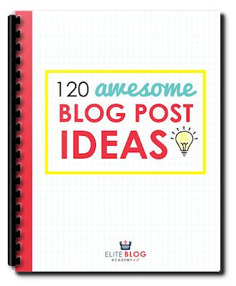 "This FREE CHECKLIST is the perfect way to generate lots of blog post ideas for your lifestyle and/or Christian blog! This explains what kinds of products you can write about, what kinds of personal posts to write, even articles that start discussions on your blog. You'll never wonder ""What should I blog about?"" again!"