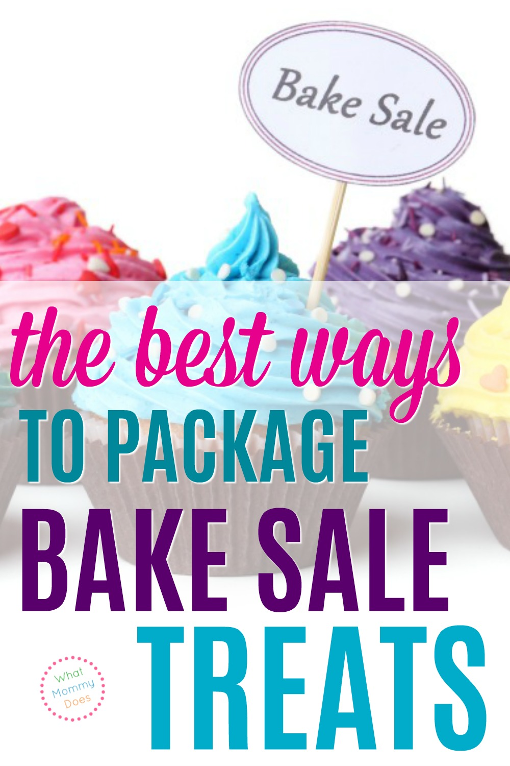 If you want to sell out at your next school or sports fundraiser, then try these unique bake sale wrapping ideas!!….We are going to use idea #3 to raise money for our club's next sales event. I love the exact ribbons + creative packages she mentioned!