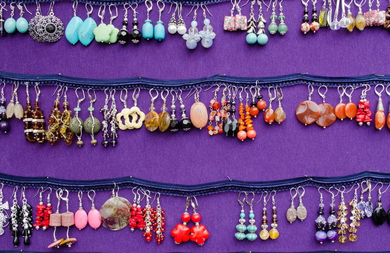 Handmade jewelry will never go out of style. Start making this hot craft today to sell on your Etsy or eBay store.