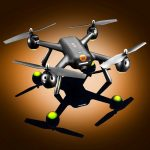 Altair Aerial AA300 GPS Beginner Drone with Camera