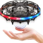 motion sensor activated mini drone