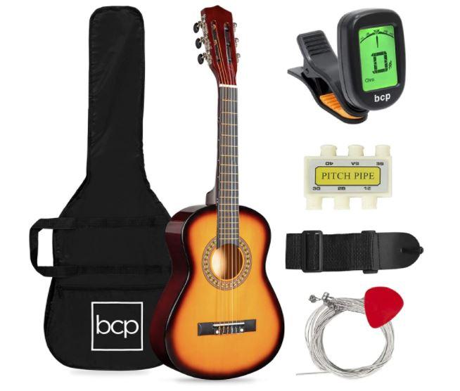 children's guitar set